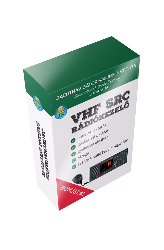 VHF-SRC rádiókezelő képesítés - Bónusz 1