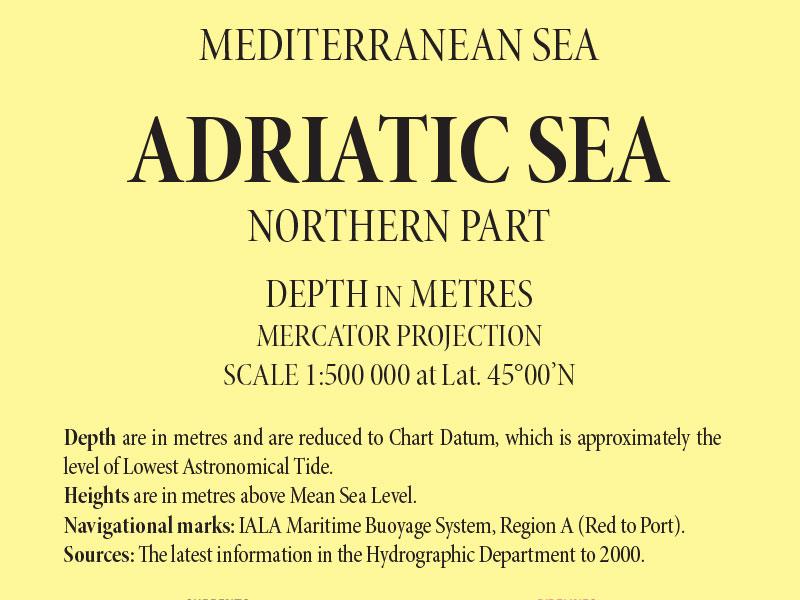 A tengeri térkép címe