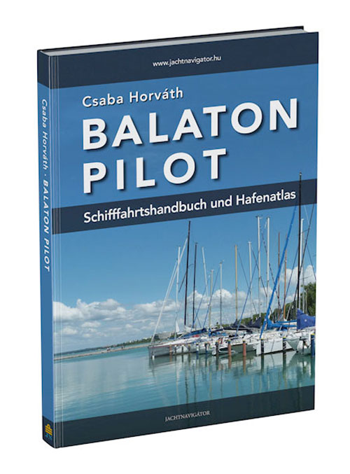 Balaton Pilot (Balatoni kikötők német kiadás)