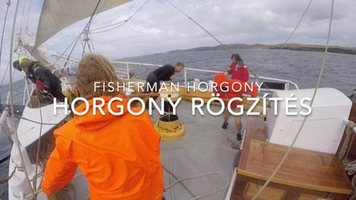 Fisherman horgony