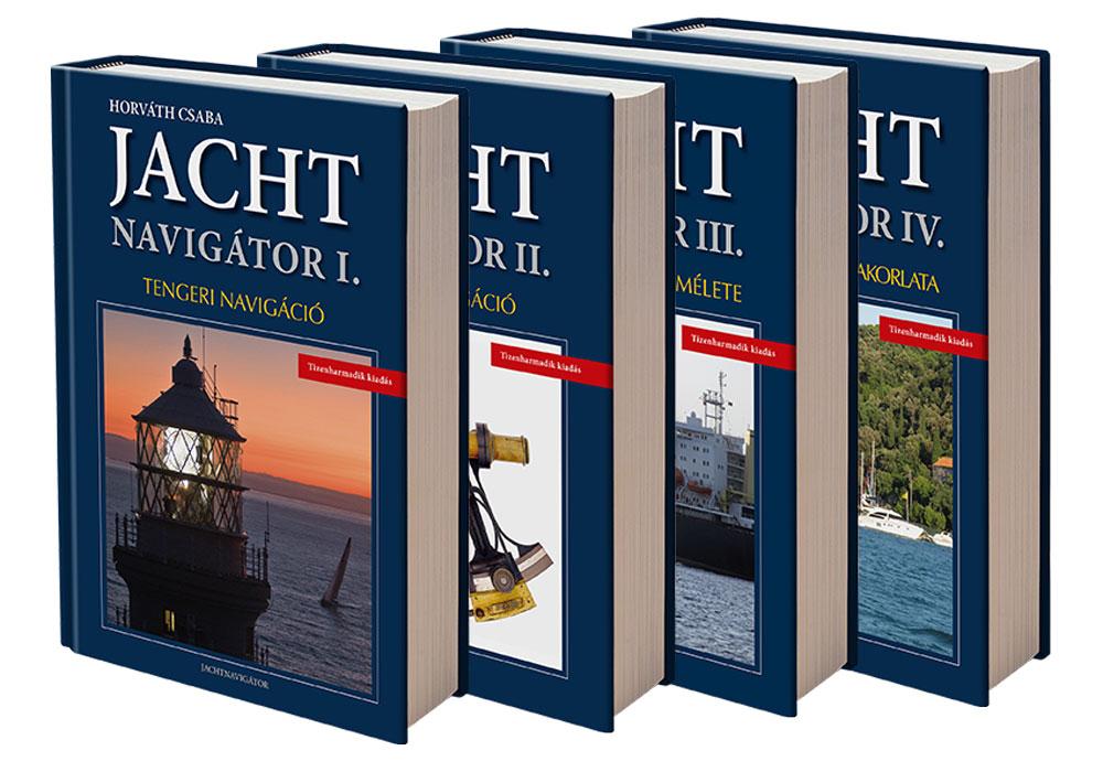 Jachtnavigátor hajózási enciklopédia