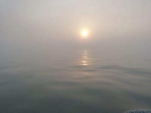 Köd az Angol-csatornán