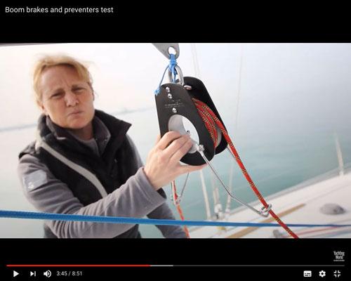 Yachting World videó